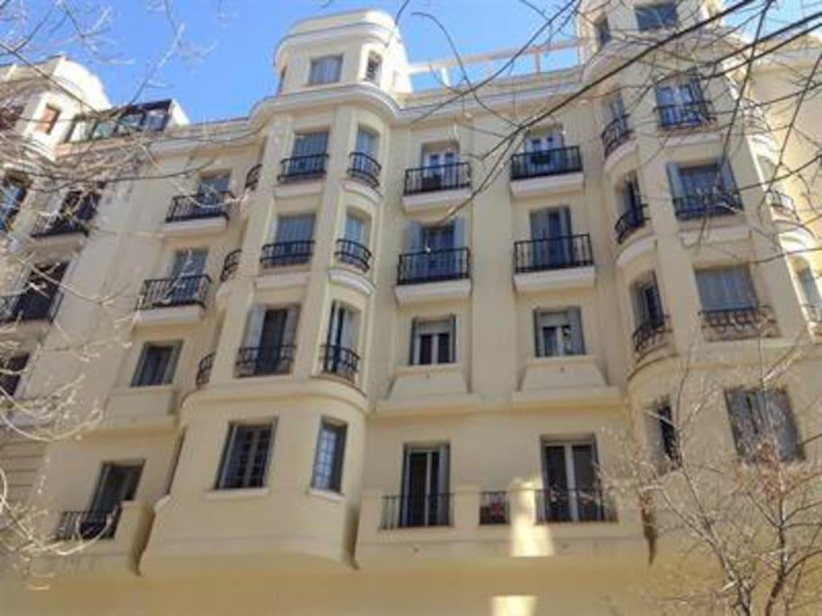 Ubicaci n perfecta en goya apartamentos en alquiler en - Apartamentos de alquiler en madrid ...