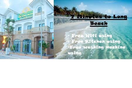 Cong Thanh Long Beach Hotel & Restaurant