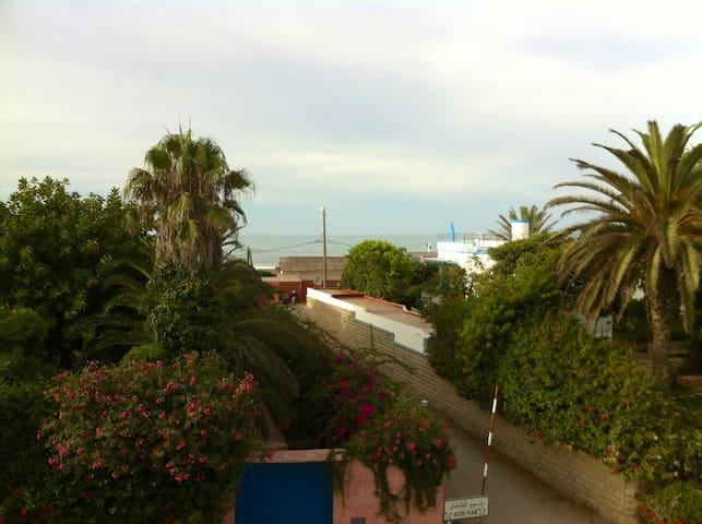 Location vue sur mer- Maroc - Skhirat - Apartment