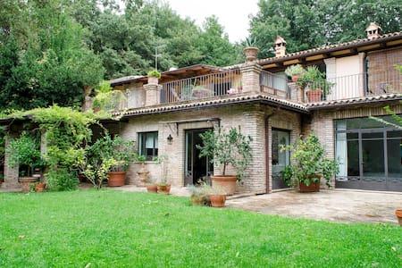 casa del Pellegrino - Formello - 独立屋