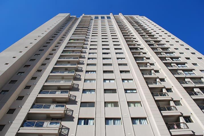 O edifício