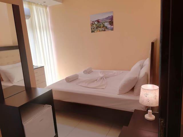 Room for 2 in Hotel Vjosa
