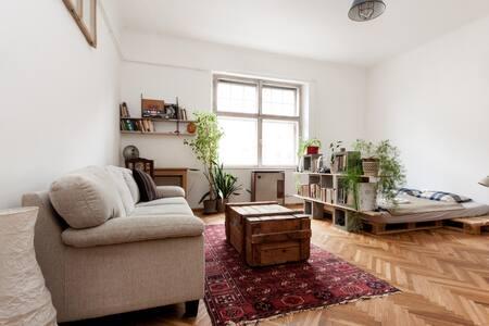 Modern industrial apartment - Boedapest - Appartement