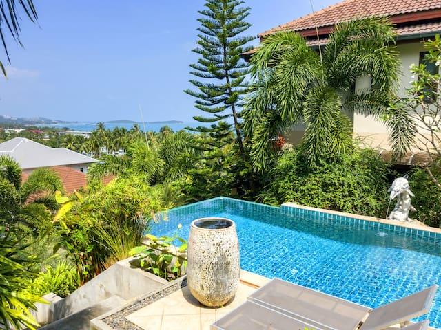 Seaview Villa 2 Bedroom with Pool B