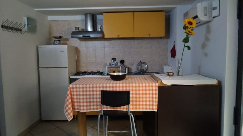 Martoglio apartment