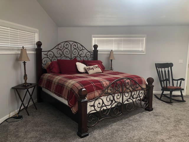 King Size Comfy Bed