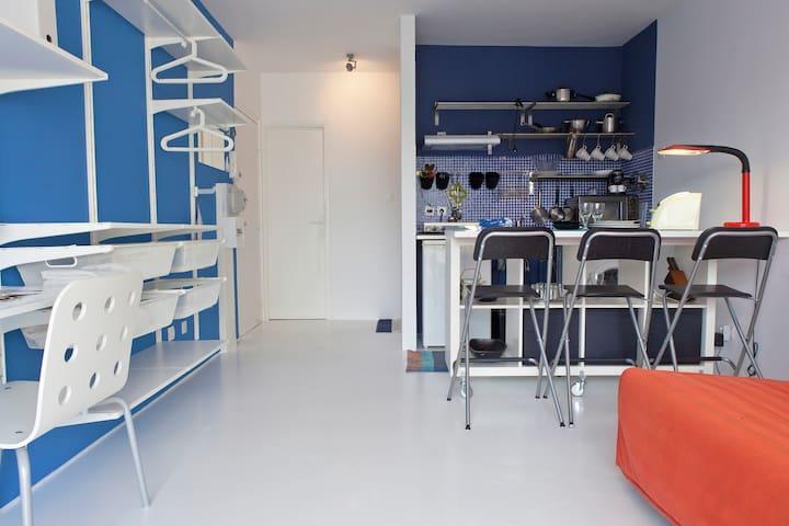 Studio design / 50 m plage - Palavas-les-Flots