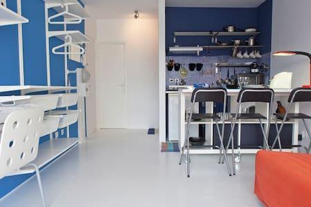 Studio design / 50 m plage - Palavas-les-Flots - Apartemen