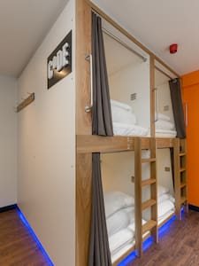 CoDE Pod Hostels - THE LoFT (FEMALE only dorm)