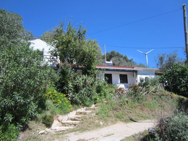 Träumen, Ruhe und Ausblick - Barranco Silvestre - House