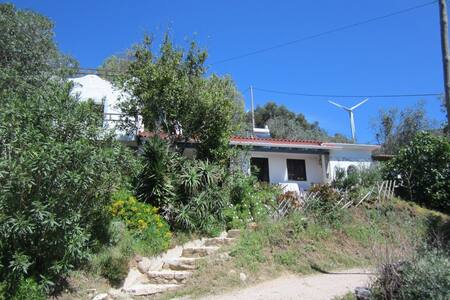 Träumen, Ruhe und Ausblick - Barranco Silvestre