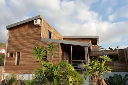 Maison de charpentier en bois 160m² - Saint-Leu