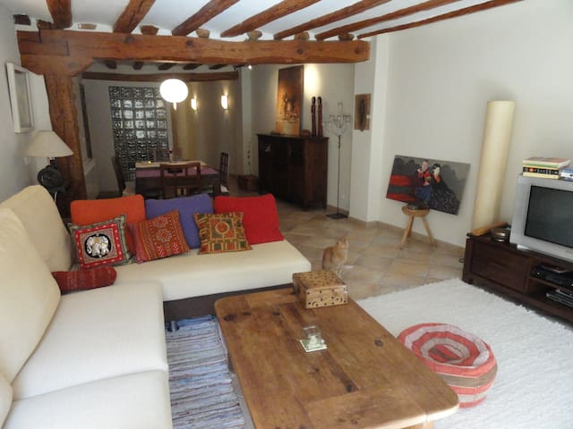 Habitación en pleno centro - Logroño - Apartment