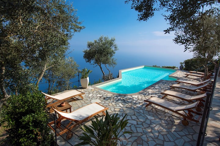 CALLIOPE's MANSION your best stay @Sorrento Coast