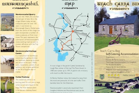 Teach Carra Beg(House of friend) - Newtowncashel - Blockhütte
