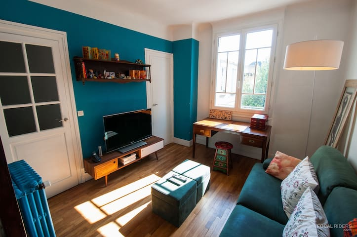 10 minutes to Paris Center - Meudon - Apartment