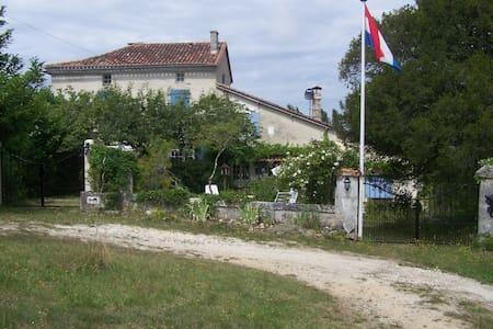 Landelijke rust in de Dordogne - Mareuil - 住宿加早餐