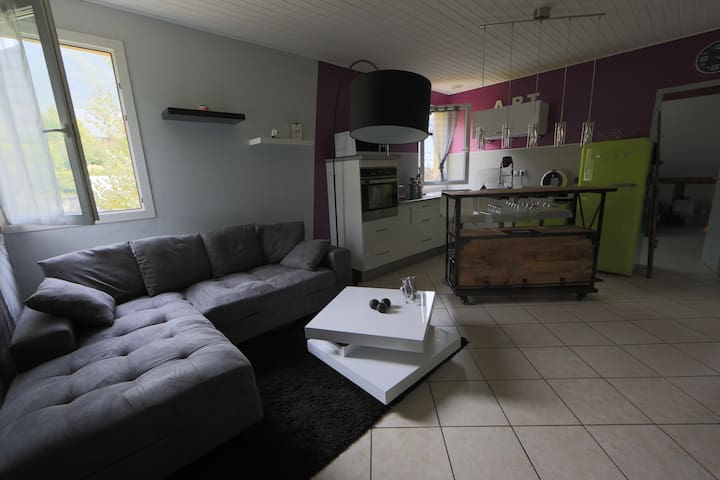 Superbe Apparte cosy au calme - Saint-Pierre-d'Albigny - Departamento