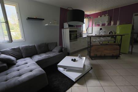 Superbe Apparte cosy au calme - Saint-Pierre-d'Albigny