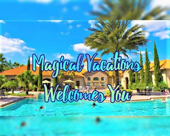 Magical Vacations at Tuscana Resort in Orlando