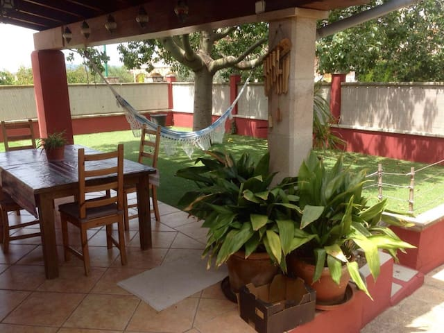 Family house near Palma with garden and pool - มาร์รัตซี