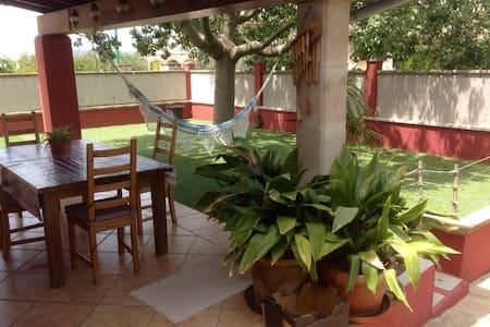 Casa para familia cerca de Palma jardín/piscina - Marratxí - Rumah