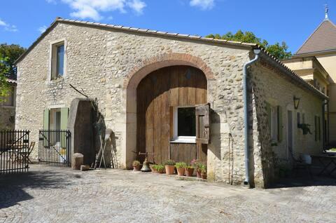 All seasons cottage in Drôme provençale