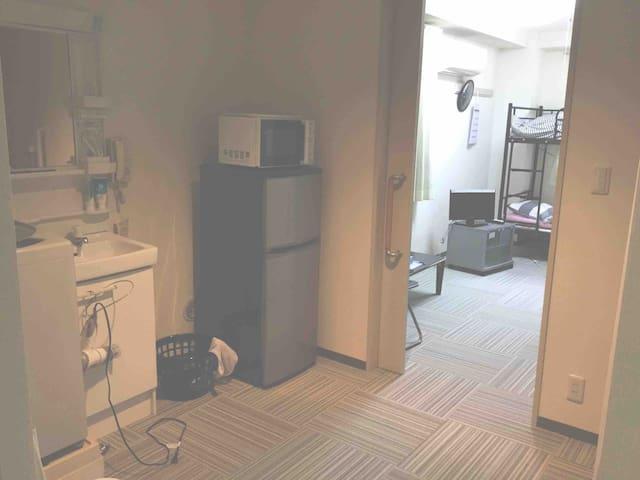 スペランツァ 302号室、