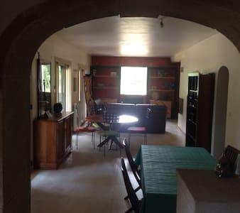 Villa spacieuse au cœur de la forêt - Aix-en-Provence - Talo