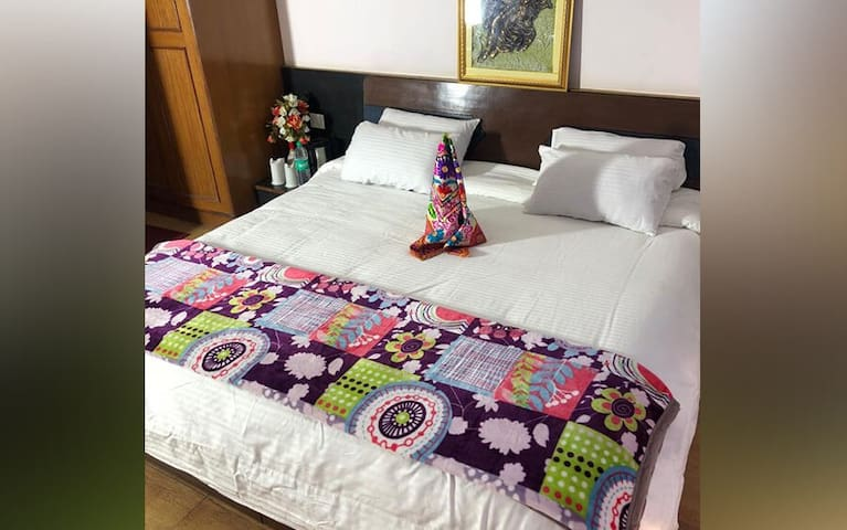 Deluxe Room Stay At Nature Bloom Resort