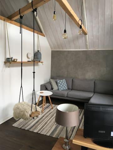 Mooi uniek huisje in het centrum van Joure !!