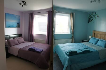 Accommodation for 5 (Dublin-W B&B) - Ongar - Szoba reggelivel