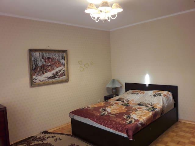 Уютная квартира. - Tver' - Apartamento