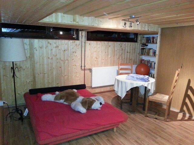 Zimmer für 2 zu vermieten - München - Haus