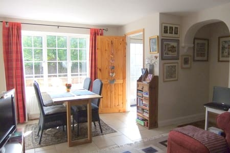 Central and handy! - Bury St Edmunds - Huis