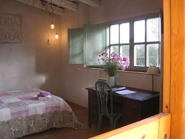 Horta Viola, Costa Brava Rural - Palafrugell - Bed & Breakfast