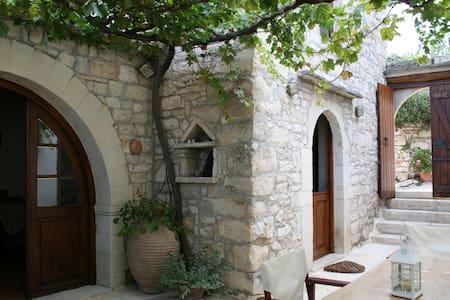 Traditional Cretan Stone-built House - Douliana - House - 1