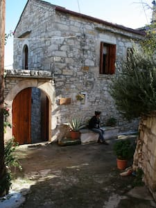Traditional Cretan Stone-built House - Douliana - House - 2