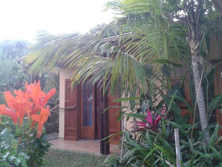 Chambre chez l'habitant à Manapany.