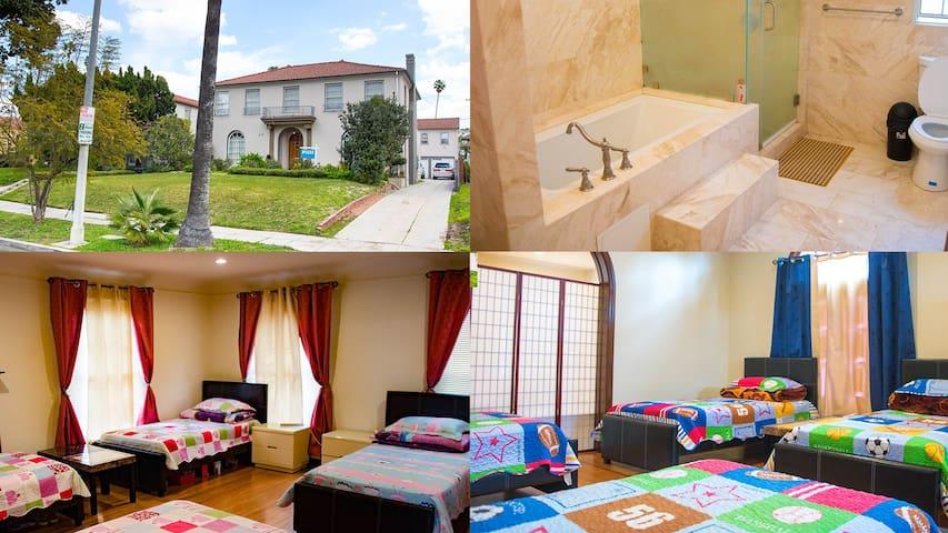 LA Human Story Hostel 3 (Female Dorm & Male Dorm)