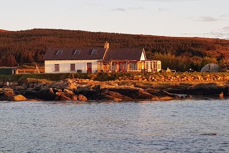 Traighena Bay Cottage by the beach