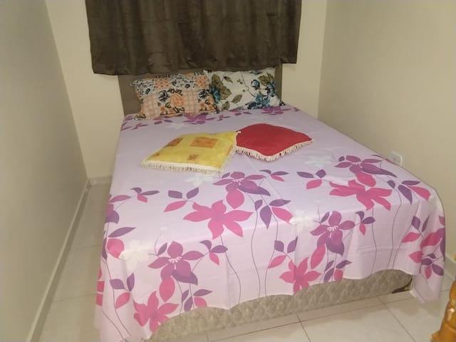 quarto/cama Box
