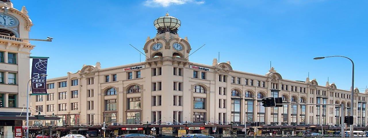 Sydney CBD&The university of Sydney - Ultimo - Apartmen