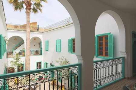Riad hôtel Aida médina Marrakech Chambre (Single) - Marrakesh - Bed & Breakfast