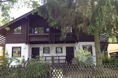 Forest house close to berlin city. - Berlin