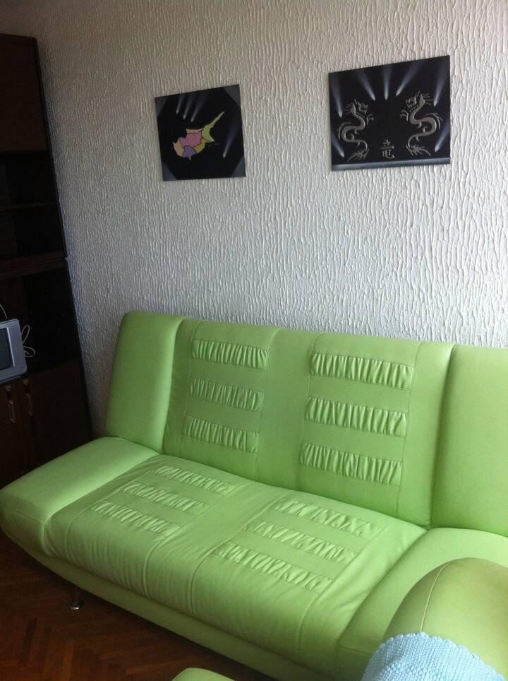 Lovely apartment-strict center