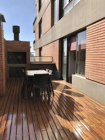 Brand New Apt. with Terrace and BBQ
