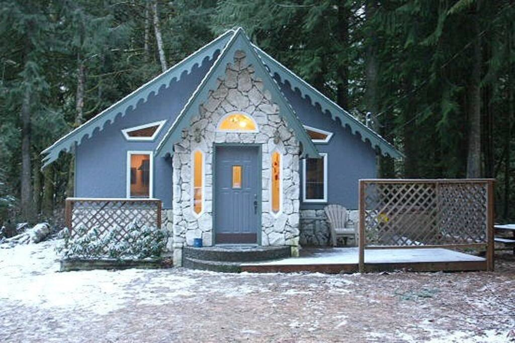 The Enchanted Cabin #60
