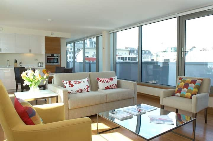 1-Bedroom Penthouse,Central London,Clerkenwell,EC1