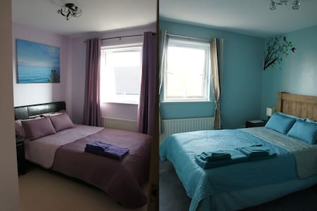 Accommodation for 7 (Dublin-W B&B)
